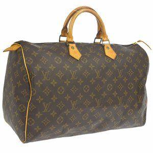 Louis Vuitton Speedy 40 Hand Bag #6640L49B